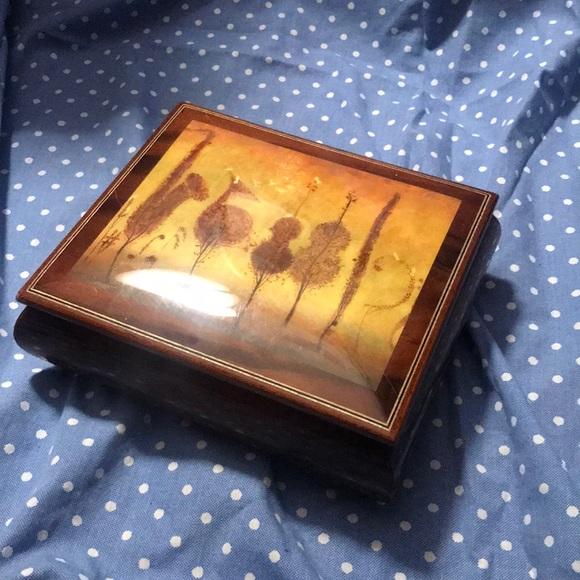 Austrian Jewelry Box